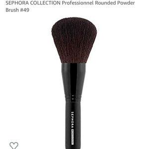 Professional Rounded Powder Brush XL 49